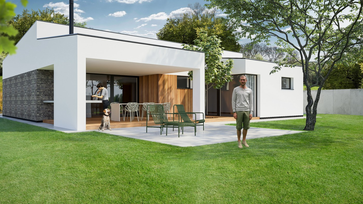 Apex A Sro Novinky 2019 Moderné Projekty Rodinných Domov